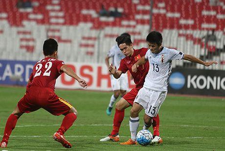 U19 Viet Nam khong the tao nen bat ngo truoc U19 Nhat Ban - Anh 1