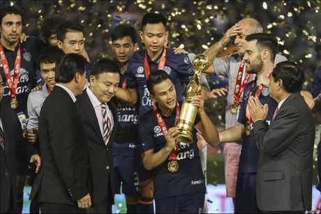 Toyota Mekong Cup 2016 co tong giai thuong 173.000USD - Anh 1