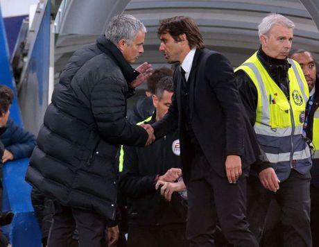Mourinho chui Conte la dung! - Anh 1