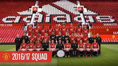 Khong chi Schweinsteiger, FA cung buon vi buc anh cua Man Utd - Anh 1