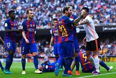 Neymar la ke thu cua truyen thong Tay Ban Nha - Anh 1