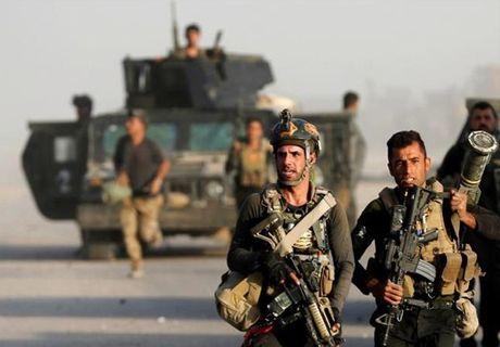 Quan doi Iraq giai phong them nhieu khu vuc gan Mosul - Anh 1