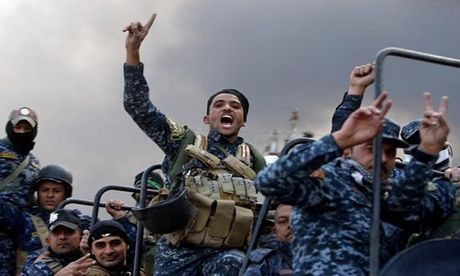 Quan doi Iraq giai phong them nhieu khu vuc gan Mosul - Anh 3