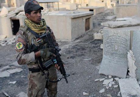 Quan doi Iraq giai phong them nhieu khu vuc gan Mosul - Anh 5