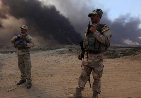 Quan doi Iraq giai phong them nhieu khu vuc gan Mosul - Anh 6