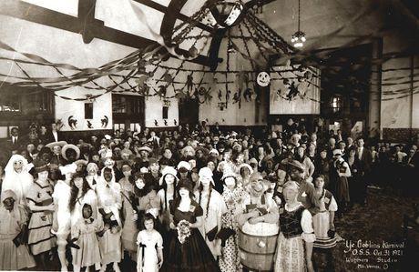Anh cuc hiem: Le hoi Halloween nhung nam 1900 - 1920 - Anh 10