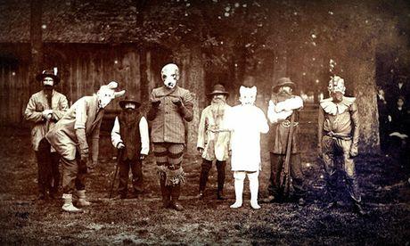 Anh cuc hiem: Le hoi Halloween nhung nam 1900 - 1920 - Anh 1