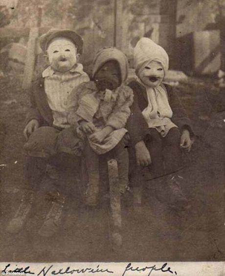 Anh cuc hiem: Le hoi Halloween nhung nam 1900 - 1920 - Anh 2