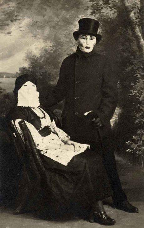 Anh cuc hiem: Le hoi Halloween nhung nam 1900 - 1920 - Anh 3