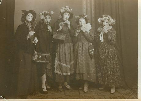 Anh cuc hiem: Le hoi Halloween nhung nam 1900 - 1920 - Anh 4