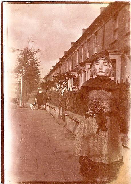 Anh cuc hiem: Le hoi Halloween nhung nam 1900 - 1920 - Anh 6