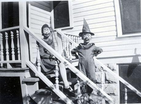 Anh cuc hiem: Le hoi Halloween nhung nam 1900 - 1920 - Anh 7