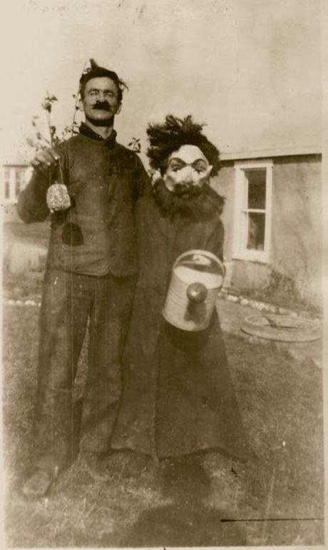 Anh cuc hiem: Le hoi Halloween nhung nam 1900 - 1920 - Anh 9