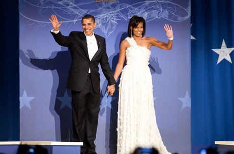 Loat anh ve De nhat phu nhan Michelle Obama - Anh 1