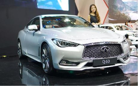 Can canh Infiniti Q60 dau tien ve Viet Nam - Anh 1