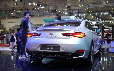 Can canh Infiniti Q60 dau tien ve Viet Nam - Anh 3