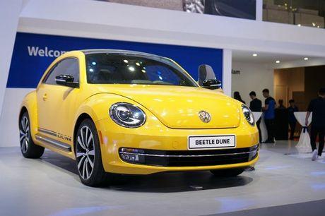 Huyen thoai Volkswagen Beetle 2016 ve Viet Nam - Anh 1