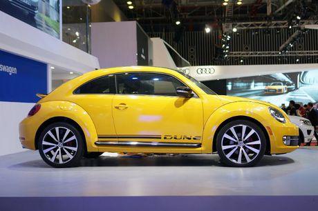 Huyen thoai Volkswagen Beetle 2016 ve Viet Nam - Anh 2