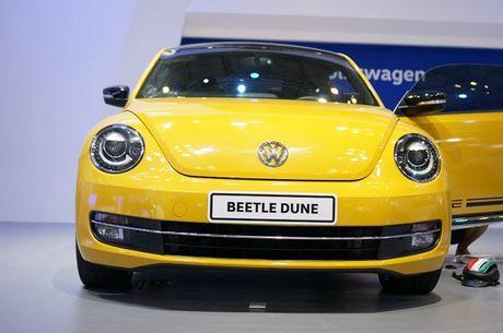 Huyen thoai Volkswagen Beetle 2016 ve Viet Nam - Anh 3