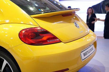 Huyen thoai Volkswagen Beetle 2016 ve Viet Nam - Anh 4
