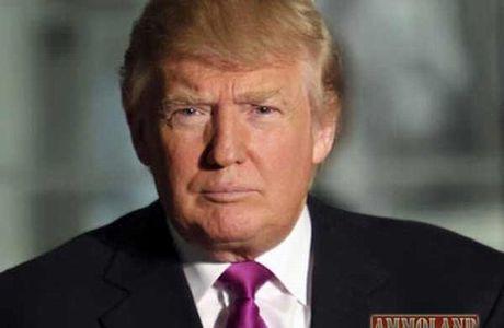 Donald Trump nhan tin 'set danh' truoc them bau cu - Anh 1