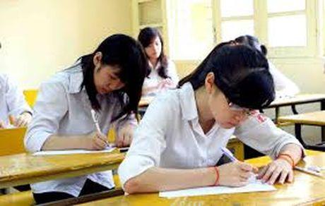 So GD&DT Ba Ria – Vung Tau to chuc 2 lan thi thu THPT quoc gia - Anh 1