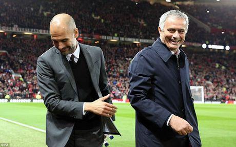 Mourinho va Guardiola cung tu hao! - Anh 1