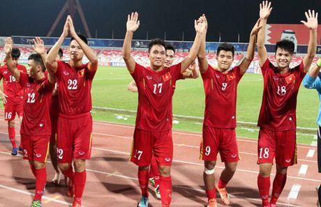 VFF thuong 1 ty dong cho doi U19 Viet Nam - Anh 1