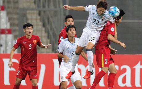 U19 Viet Nam thua Nhat Ban: That bai de nhin lai minh - Anh 1