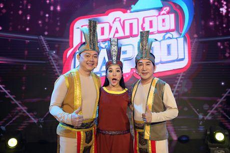"Kim Tu Long che Thuy Nga ""hat cai luong nhu Le Roi"" - Anh 2"
