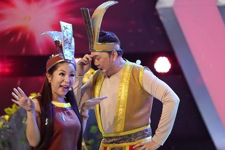 "Kim Tu Long che Thuy Nga ""hat cai luong nhu Le Roi"" - Anh 4"