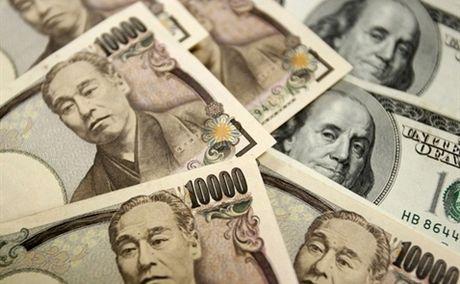 USD tiep tuc giu gia cao so voi yen - Anh 1