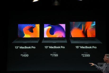 MacBook Pro 2016 ra mat: Sieu mong, sieu nhe, ho tro Touch ID, Touch Bar - Anh 11