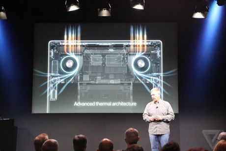 MacBook Pro 2016 ra mat: Sieu mong, sieu nhe, ho tro Touch ID, Touch Bar - Anh 7