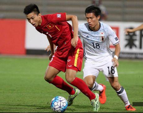 Dung 10 du bi, Nhat van thang dam U19 Viet Nam - Anh 3