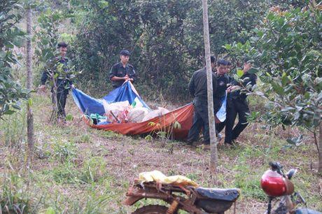 Vu xa sung o Dak Nong: Nghi can phu day xe cong an - Anh 1