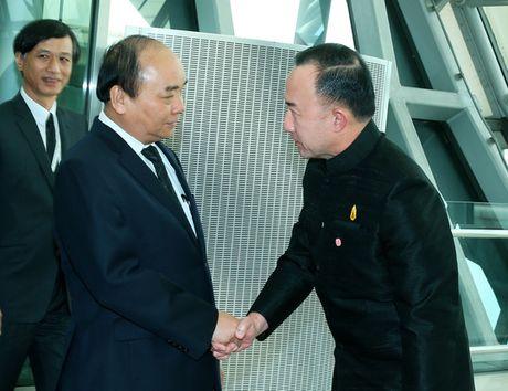 Thu tuong Nguyen Xuan Phuc vieng Nha Vua Thai Lan - Anh 4