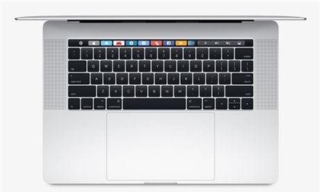 Anh MacBook Pro co Touch Bar gia tu 1.799 USD - Anh 10