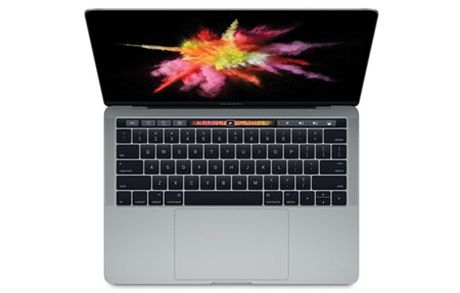 Anh MacBook Pro co Touch Bar gia tu 1.799 USD - Anh 3