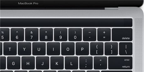 Anh MacBook Pro co Touch Bar gia tu 1.799 USD - Anh 4
