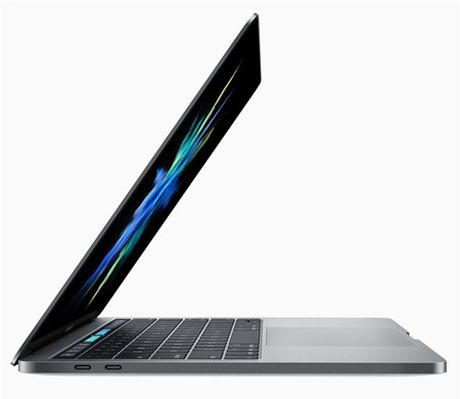 Anh MacBook Pro co Touch Bar gia tu 1.799 USD - Anh 5