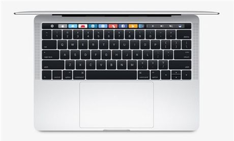 Anh MacBook Pro co Touch Bar gia tu 1.799 USD - Anh 9