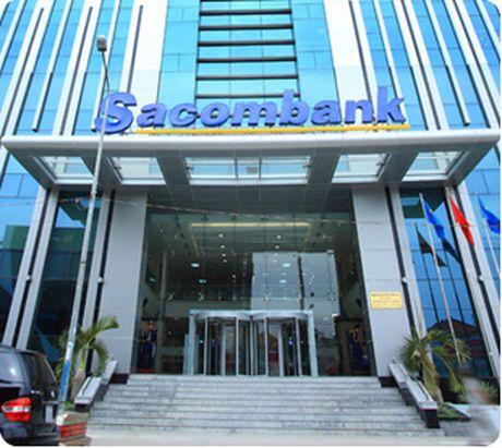 Cho vay 'de dat', Sacombank chi lai 150 ty dong quy 3/2016, ty le no xau tang len 2,36% - Anh 1