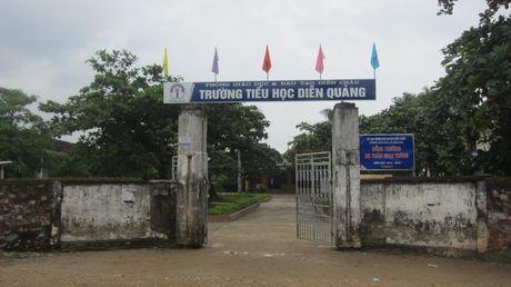 Nghe An: Hang tram chau be hoc canh nen kho thuoc sau - Anh 1