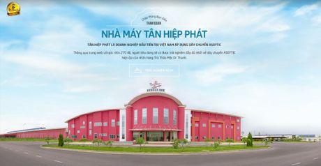 Tan Hiep Phat cong khai day chuyen, quy trinh san xuat Tra thao moc Dr Thanh - Anh 1