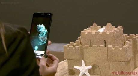 Microsoft gioi thieu tinh nang chup 3D qua ban cap nhat Windows moi - Anh 1