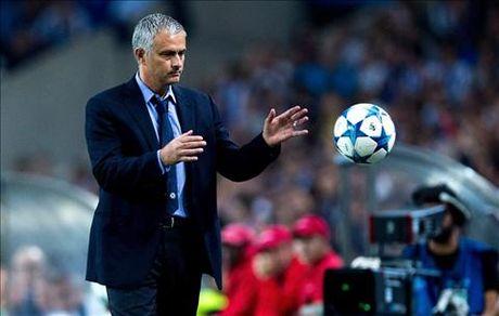 Tin HOT sang 28/10: Mourinho 'dinh phot', quan diem la cua Sir Alex - Anh 1