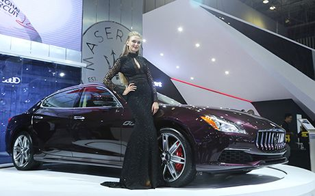 Maserati Quattroporte 2017 gia tu 6,1 ty dong ve Viet Nam - Anh 7