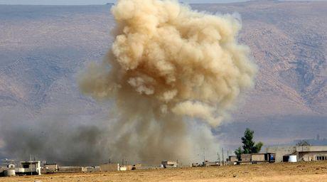 Lau Nam Goc: Gan 900 tay sung IS bi tieu diet o Mosul - Anh 1