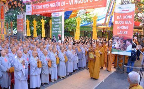 Gan 10.000 nguoi tham gia Dai le cau sieu nan nhan TNGT - Anh 1